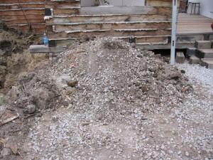 """My """"pretty pile of soil"""""""